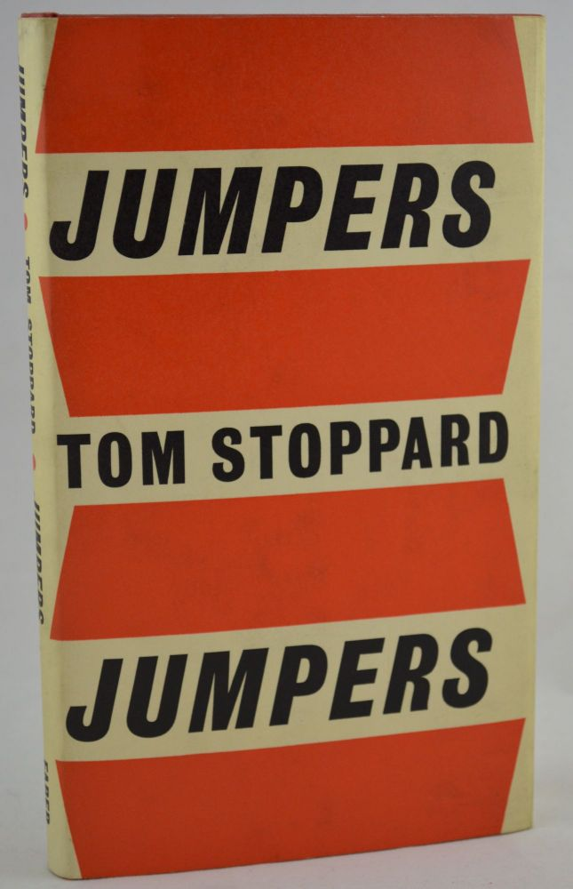 Jumpers. Tom Stoppard.