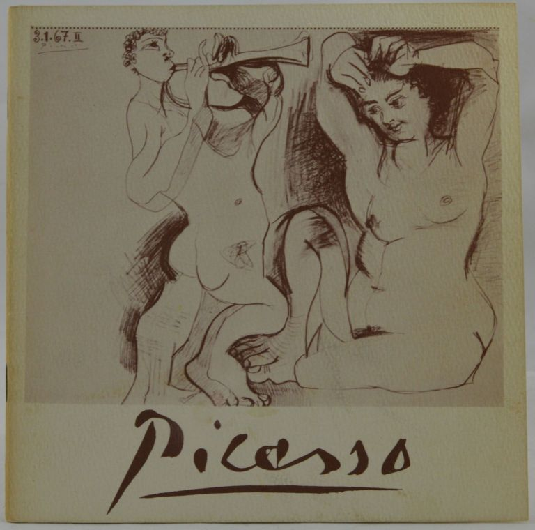 Picasso 1966-1967. Saidenberg Gallery.
