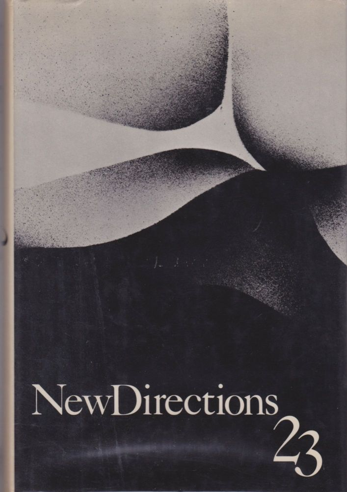 New Directions 23. Lawrence Ferlinghetti, Gary Snyder.