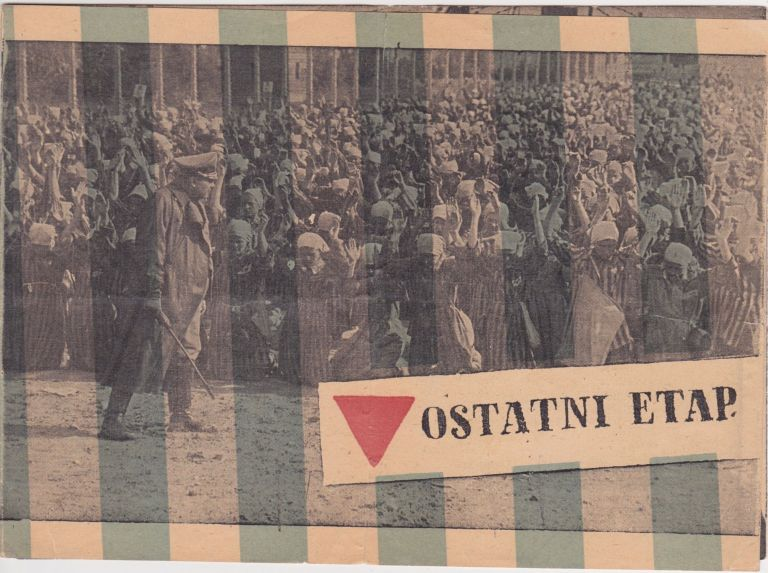 Ostatni etap [The Last Stage]. Film, Wanda Jakubowska, Holocaust, Director.