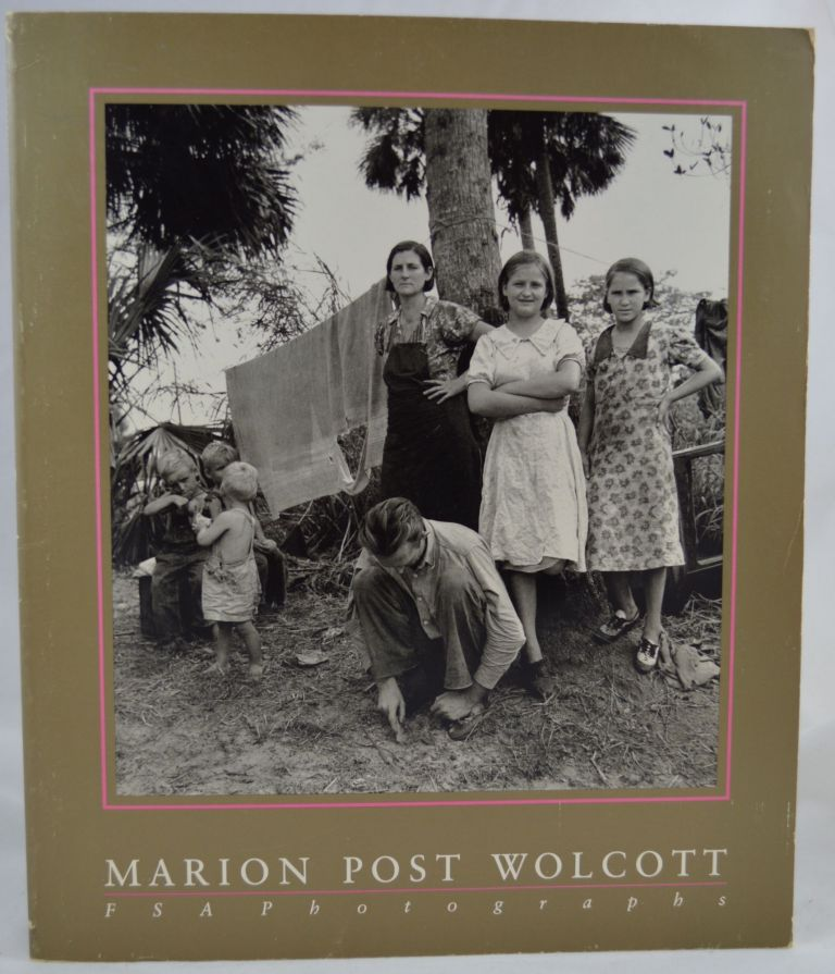 FSA Photographs. Marion Post Wolcott.