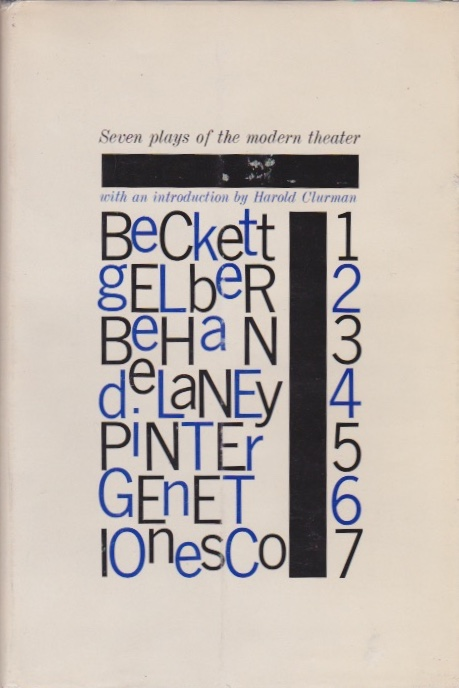 Seven Plays of the Modern Theatre. Harold Clurman, Introduction.
