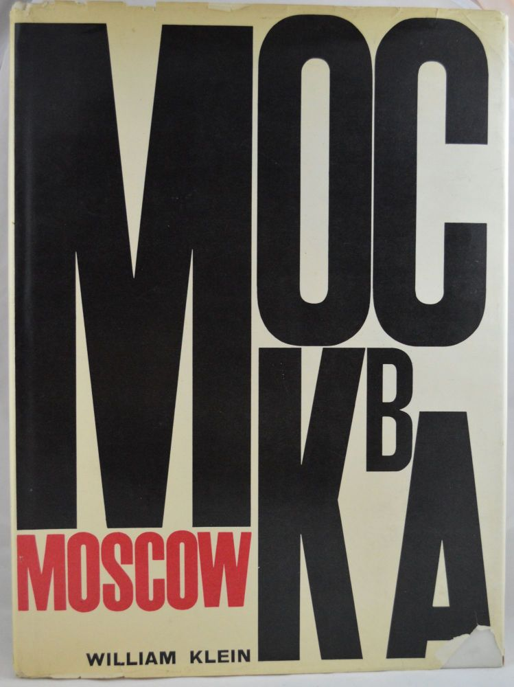 Moscow. William Klein.
