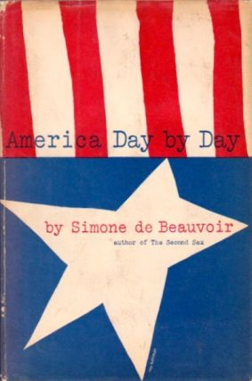 America Day by Day. Simone de Beauvoir.