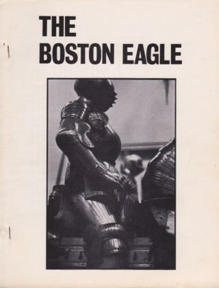 The Boston Eagle #2. William Corbett, Lee Harwood, Lewis Warsh.