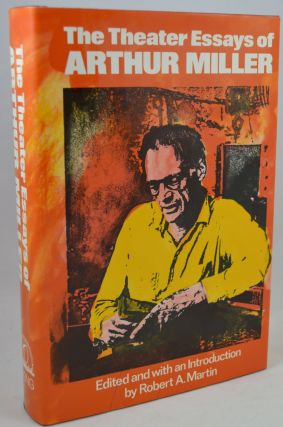 search results for theatre the theater essays of arthur miller