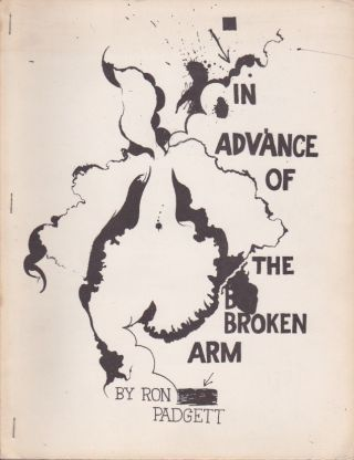 In Advance of the Broken Arm. Ron Padgett