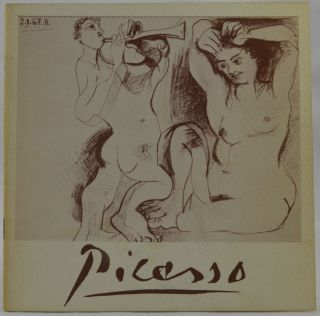 Picasso 1966-1967. Saidenberg Gallery