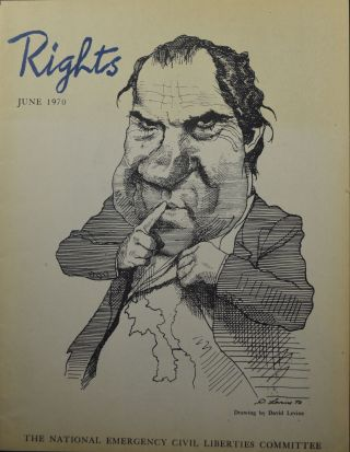 Rights (June 1970, Vol. XVII, No. 2). James Aronson