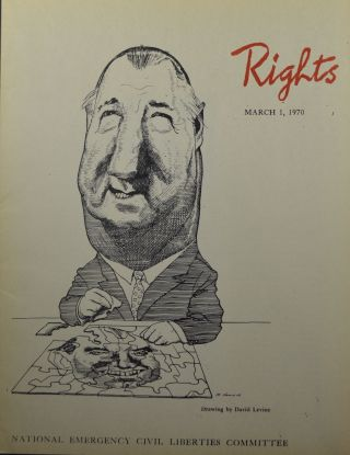 Rights (March 1, 1970, Vol. XVII, No. 1). James Aronson
