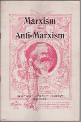 Marxism vs. Anti-Marxism
