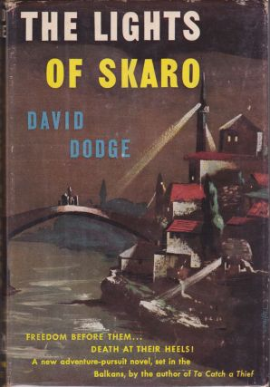The Lights of Skaro. David Dodge