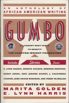 Gumbo: A Celebration of African American Writing. Marita Golden, E. Lynn Harris