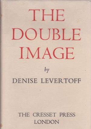 The Double Image. Denise Levertov, as Levertoff