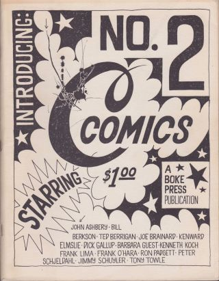 C Comics No. 2. Joe Brainard
