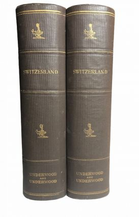 Switzerland. Stereoview Set