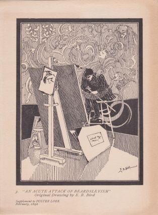 Poster Lore: A Journal of Enthusiasm Devoted to the Appreciation of Modern Posters [February 1896, Number 2]