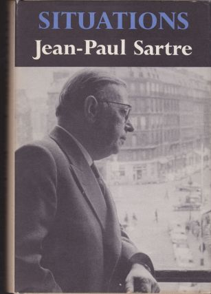 Situations. Jean-Paul Sartre