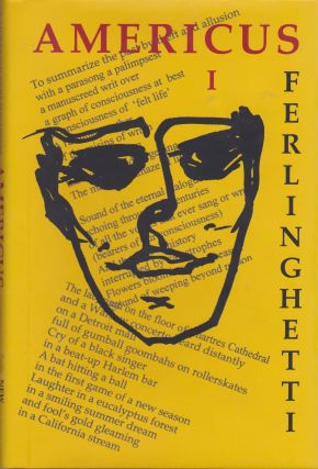 Americus Book I. Lawrence Ferlinghetti