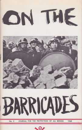 On the Barricades: Revolution & Repression. Lawrence Ferlinghetti