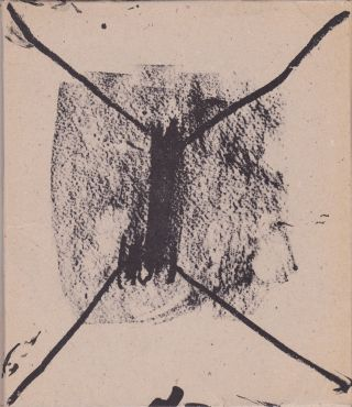 Antoni Tàpies: Paintings, Collages, and Works on Paper 1966-1968. Edward Albee, Preface