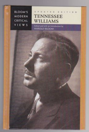 Tennessee Williams. Harold Bloom