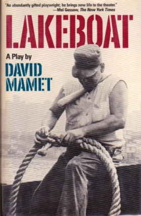 Lakeboat. David Mamet