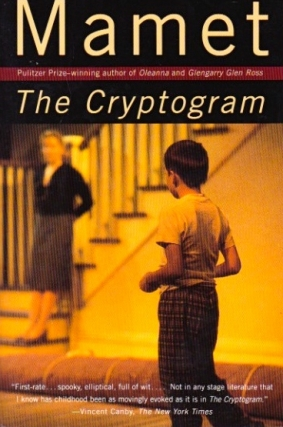 The Cryptogram. David Mamet